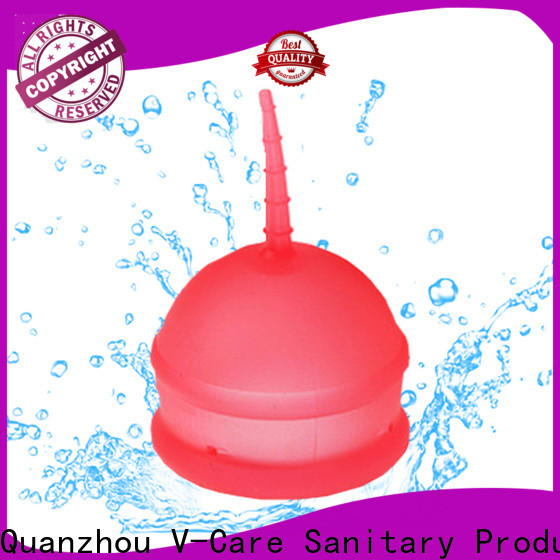 V-Care period menstrual cup company for women