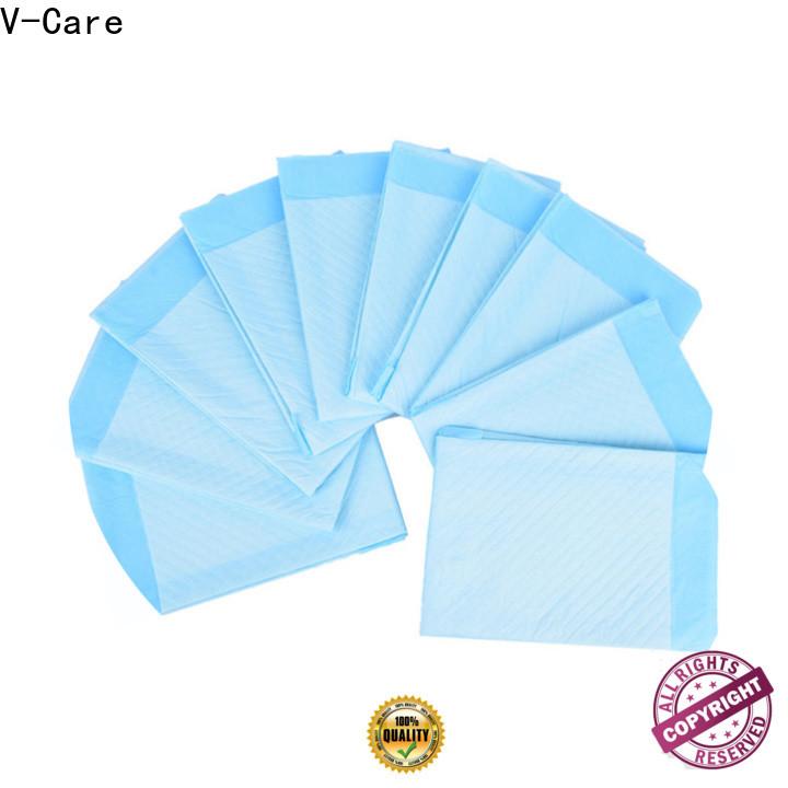 V-Care top underpads suppliers for nursing