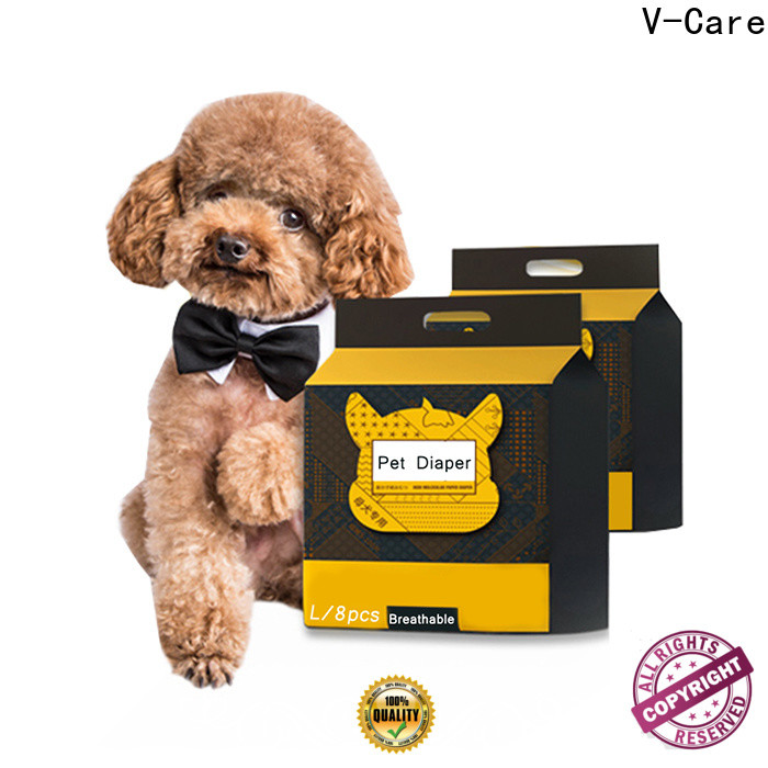 top pet sanitary pads factory for dogs