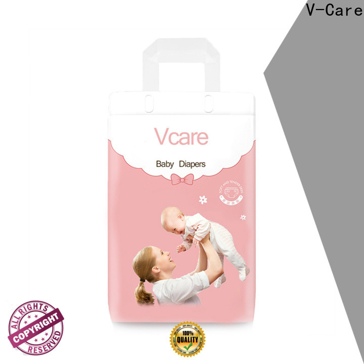 V-Care baby diaper company for infant