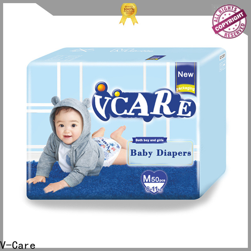 V-Care baby pull ups factory for baby