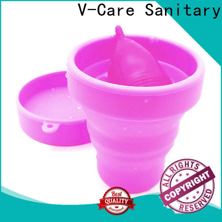 V-Care best menstrual cup manufacturers for business