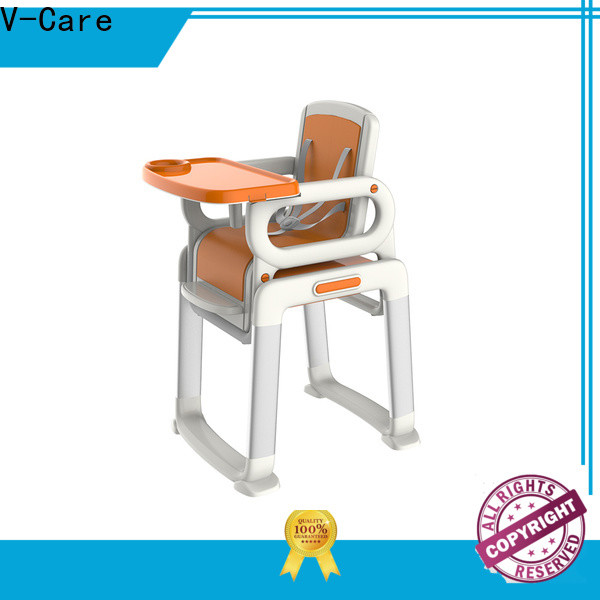 V-Care best toddler portable high chair factory for home