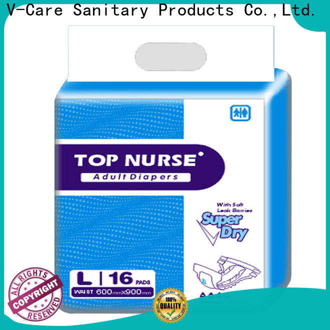 fast delivery adult diaper supplies manufacturers for men