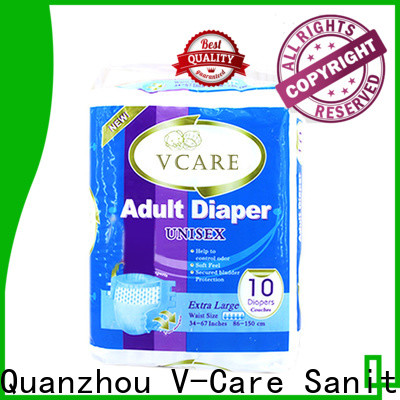 V-Care the best adult diapers manufacturers for men