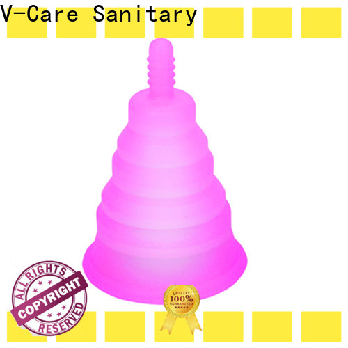V-Care factory price best menstrual cup factory for ladies