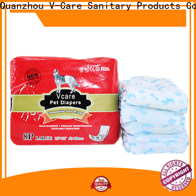 custom diaper pet supply for pets