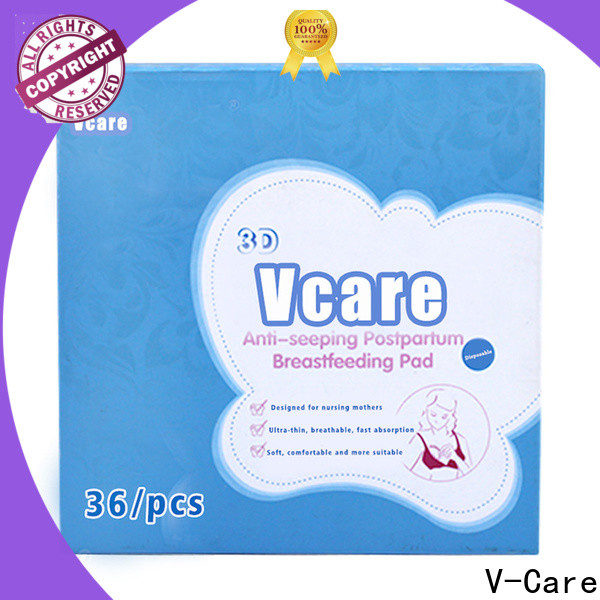 V-Care custom top rated nursing pads suppliers for sale