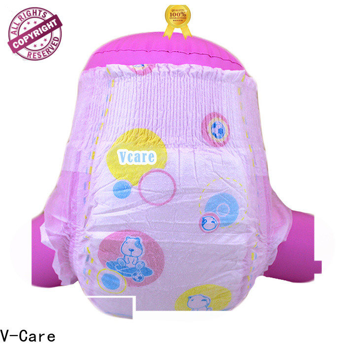 V-Care baby diaper pants factory for business