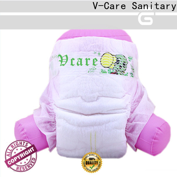 V-Care high-quality baby pull up diapers suppliers for infant