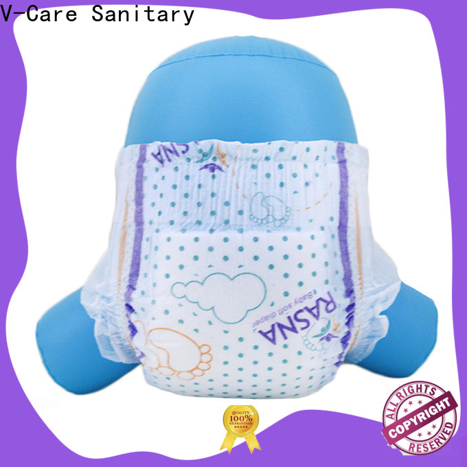 V-Care top infant nappies company for baby