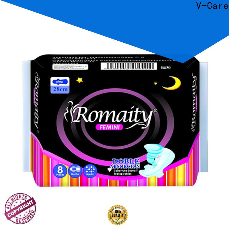 V-Care sanitary panty liner supply for women