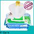 high-quality custom wet wipes factory for men