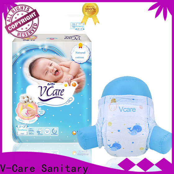 V-Care high-quality best newborn nappies factory for sleeping