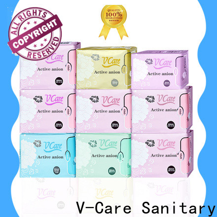 V-Care breathable panty liner company for sale