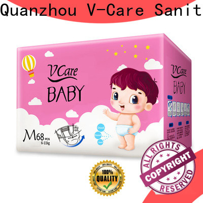 V-Care born baby diaper for business for baby