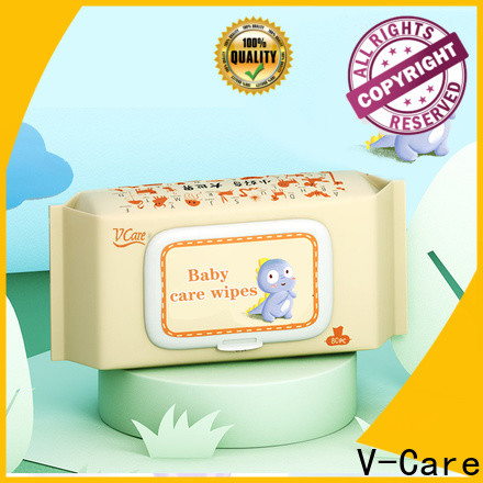 V-Care bulk wet wipes manufacturers for women