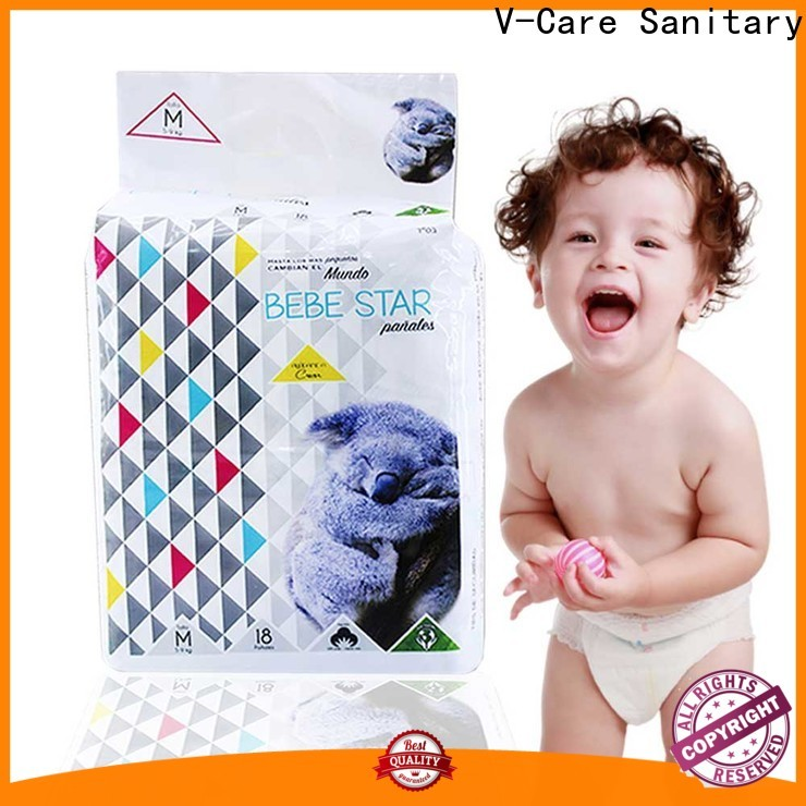 V-Care latest cheap newborn nappies for business for children