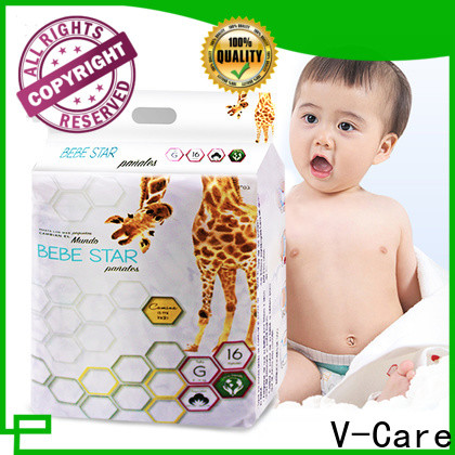 latest disposable baby diapers manufacturers for sleeping