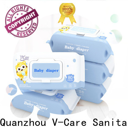 V-Care wipe tissue suppliers for women