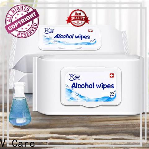V-Care wipe tissue factory for women