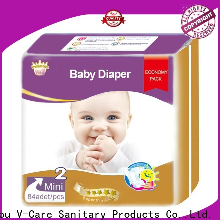 superior quality new born baby diapers supply for baby