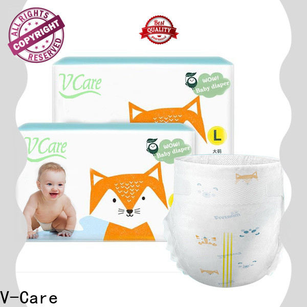 V-Care wholesale top baby diapers factory for children