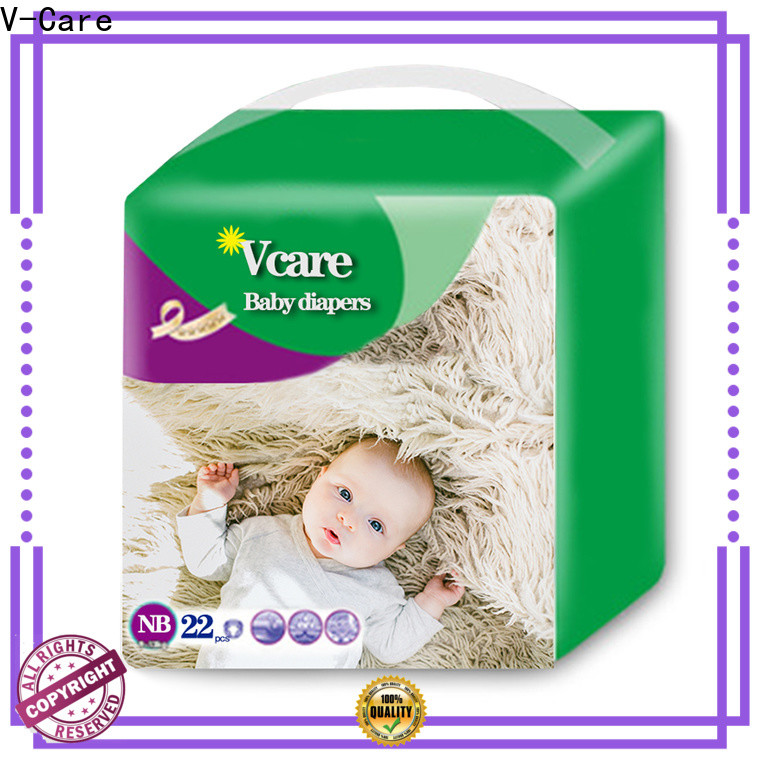 V-Care top newborn nappies supply for baby