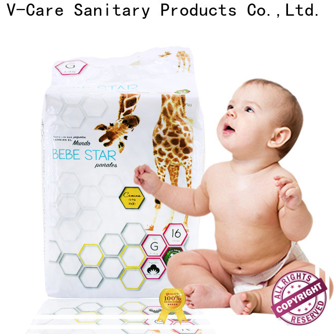 V-Care latest baby pull ups supply for infant