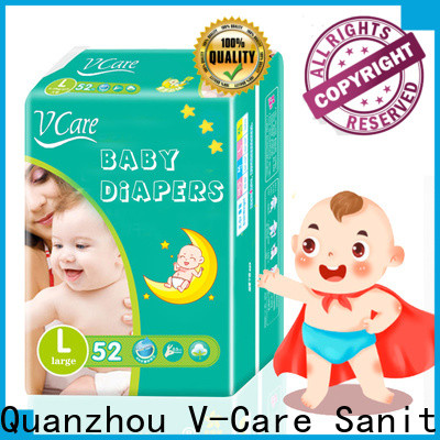 wholesale newborn disposable nappies factory for sale