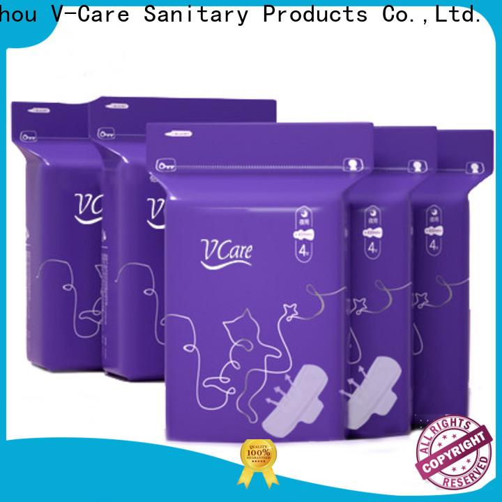V-Care night sanitary napkins company for ladies