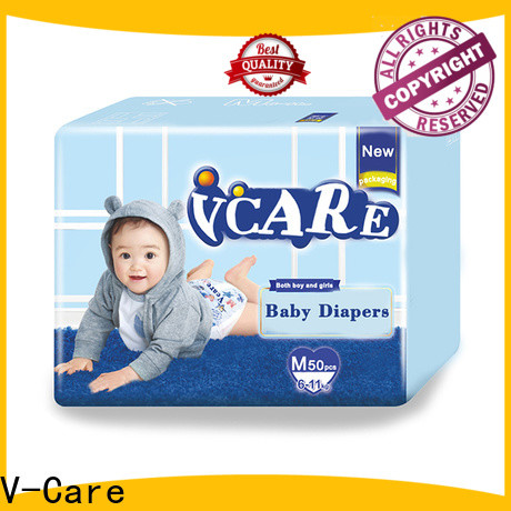 V-Care baby pull ups diapers company for sale