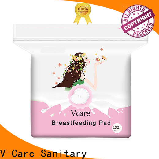 V-Care breast pad for business for feeding