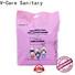 V-Care sanitary napkins company for women