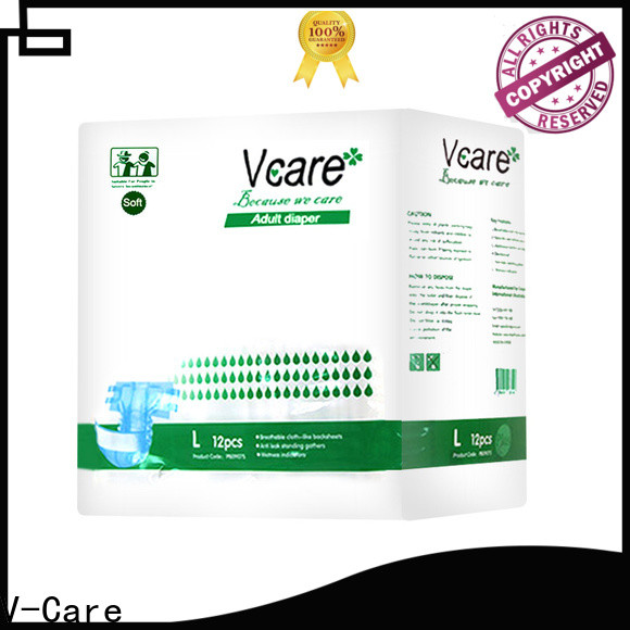 wholesale cheap adult diapers factory for men