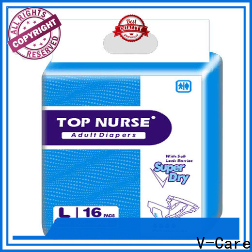 V-Care adult nappies manufacturers for adult