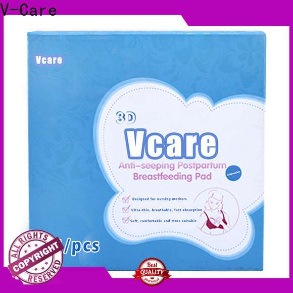 V-Care high-quality breast feeding pads factory for sale