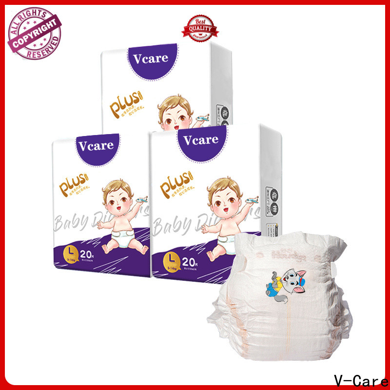 custom toddler nappies manufacturers for children