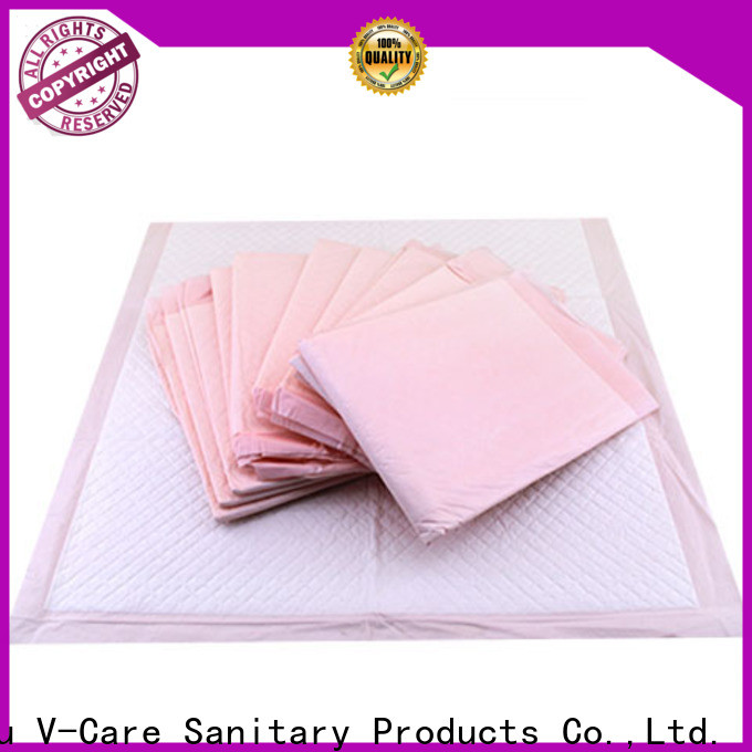 V-Care underpad sheet factory for sale