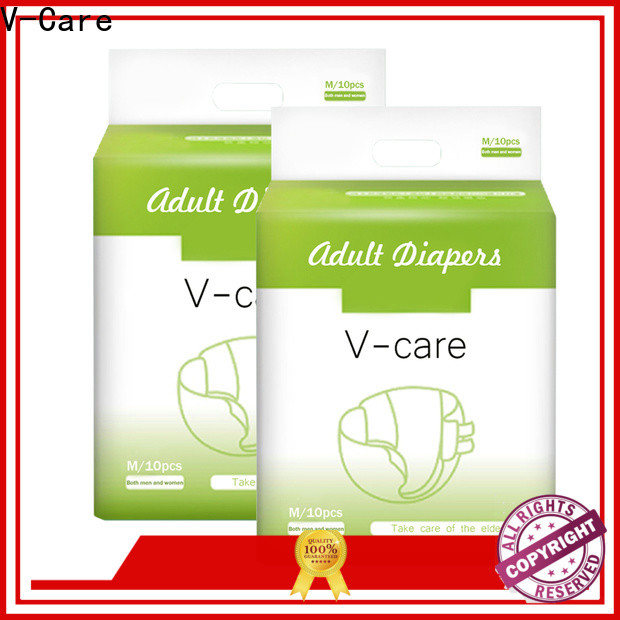 V-Care latest best adult nappies with custom services for adult