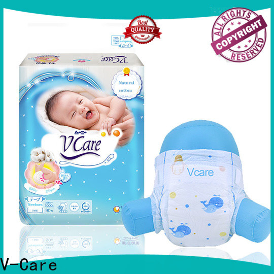 V-Care the best baby diapers supply for children