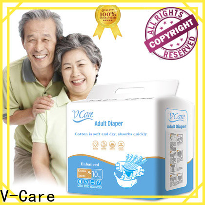 wholesale cheap adult diapers for business for women
