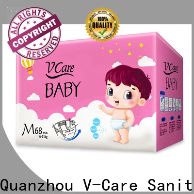 V-Care top baby diapers supply for infant