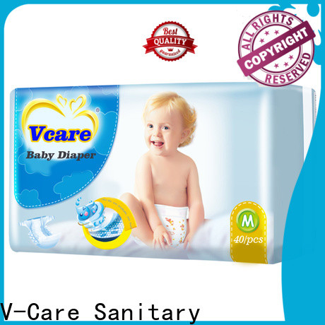 V-Care baby pull up diapers suppliers for children