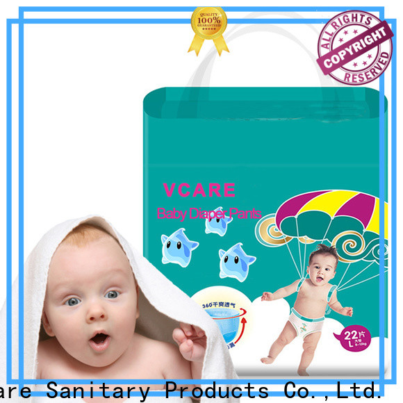 V-Care best cheap baby diapers supply for infant
