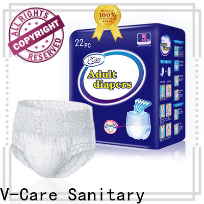 V-Care high-quality custom adult diaper suppliers for adult
