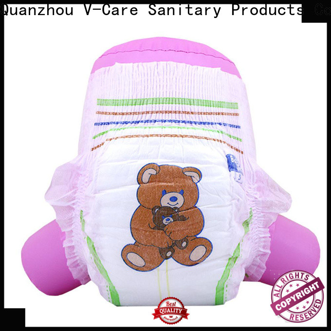 V-Care cheap infant diapers for business for baby