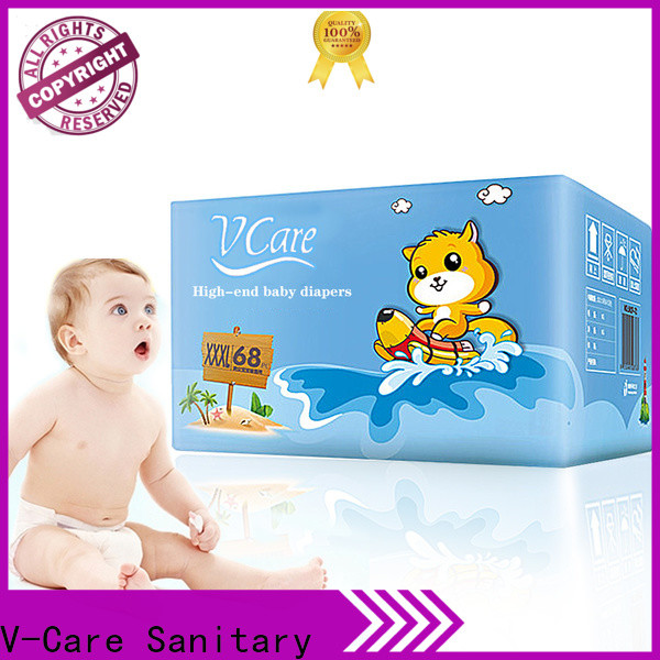wholesale good baby nappies factory for infant