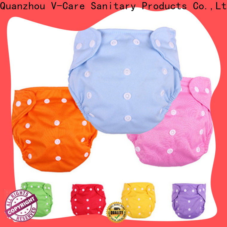 V-Care newborn nappies factory for infant