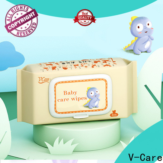 V-Care top wet wipes manufacturer suppliers for women